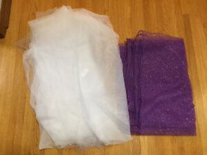 Tulle-prices vary