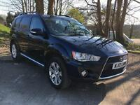 Mitsubishi Outlander GX 4 2.2 Di-D AUTO 2012 **FInance From £246 a month**