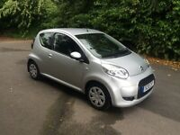 Citroen c1 vtr plus fab condition full service history 12 months mot only 28000 miles