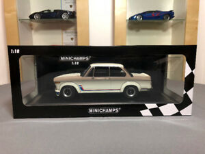 Minichamps - BMW 2002 Turbo Diecast Model Car 1:18 Scale