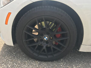 BMW Snow Tire With Rims