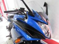 YAMAHA XJ6F DIVERSION ABS, 11 REG ONLY 7554 MILES WITH HEATED GRIPS...