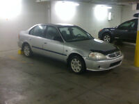 2000 Honda Civic Berline