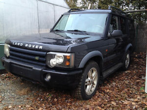 Pièces Land Rover Discovery 2003