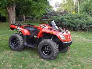 Arctic Cat 450 4x4 Cambridge Kitchener Area image 2