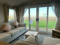 BRAND NEW STATIC CARAVAN FOR SALE TOWYN NORTH WALES