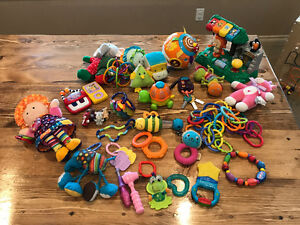 Box of Baby Toys