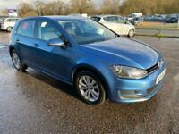 2014 Volkswagen Golf 1.6 TDI 105 SE BLUEMOTION TECHNOLOGY Hatchback Diesel Manua