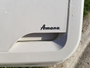 Amana heating and cooling system