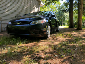 2006 civic coupe 5 speed
