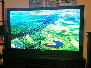 "55""Sony LCD 1080p High def."