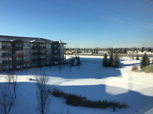 SENIOR LIVING IN FORT SASKATCHEWAN-LARGE, RENOVATED CONDO 4A