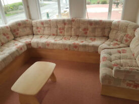 12FT WIDE 2BED STATIC CARAVAN HOLIDAY HOME NORTH WALES PET FRIENDLY