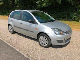 Ford Fiesta 1.25 2006 cheap first car new mot & service