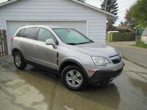 2008 Saturn VUE Chrome and Black SUV, Crossover