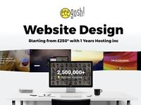 Website Development for Small Businesses and Individuals