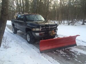 Looking for 94 to 97 Dodge Ram parts truck