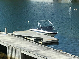 2003 Bayliner 185 Bowrider & Trailer