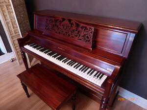 Baldwin Hamilton 5050 Limited Edition Upright Piano