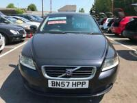 2007 (57) Volvo S40 2.0D SE ** New Mot Issued On Purchase **