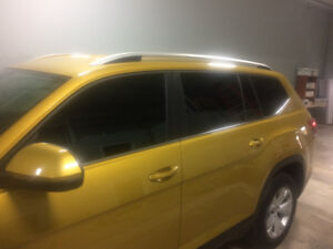 Tint works auto window tinting ( week special )