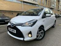 2015 Toyota Yaris VVT-I ICON Auto HATCHBACK Hybrid Automatic