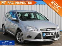 Ford Focus 1.6 Edge Tdci 2013 (63) • from £35.53 pw