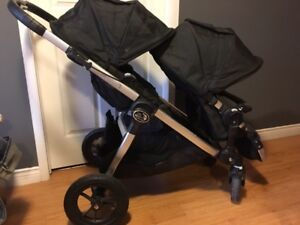 City Select Baby Jogger Single & Double Stroller