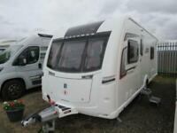 Coachman Pastiche 565 Twin Single bed 4 Berth