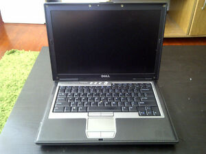 As-is Dell Latitude D620 For parts or repair