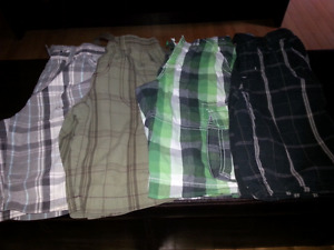 Boys shorts size 7-8 (Medium)