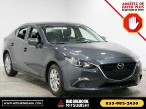 2015 Mazda Mazda3 GS-bluetooth-Cruise-banc chauffant -A/C-très p
