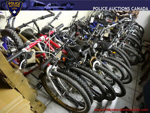 Lot of 32 Assorted Used Bikes