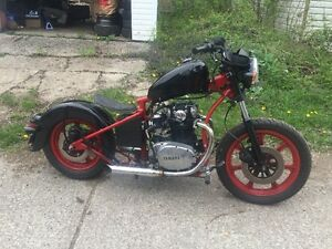 CUSTOM BOBBER CHOPPER YAMAHA XS650 Trade for Rolex