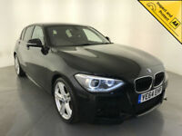 2014 64 BMW 120D M SPORT DIESEL 181 BHP 5 DOOR HATCHBACK FINANCE PX WELCOME