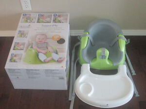 """""""Summer - Support-Me"""" Feeding & Booster Seat"""