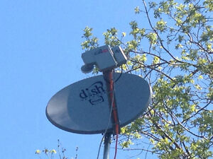 SATELLITE INSTALLATION SERVICE - Bell - Shaw - FTA - Direct TV London Ontario image 4
