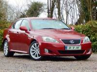 2005 55 LEXUS IS 2.5 250 SE 4D 204 BHP