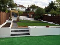 Gardening, landscaping, paving and fencing