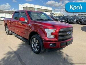 2017 Ford F-150 Lariat  Lariat with 3.5L EcoBoost