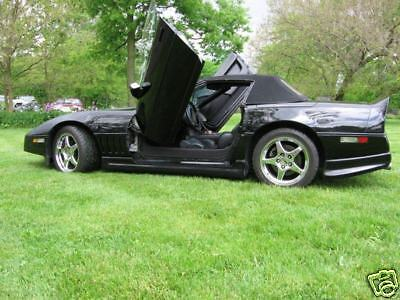 Corvette  C4 Lambo Vertical Door Kit  Direct Bolt On 1984 to 1996 ()