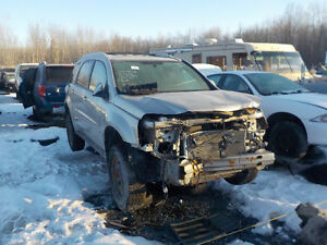 2007 Chevrolet Equinox Now Available At Kenny U-Pull Cornwall