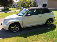 2005 Chrysler PT Cruiser GT SUV, Crossover CONVERTABLE
