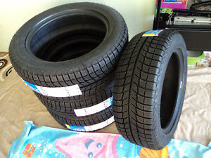 205/55R16 Michelin Xice3 (4) brand new winter tires