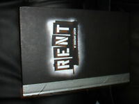 Rent by Jonathan Larson, Book, Excellent Condition