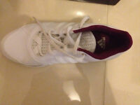 Size 6 ADIDAS LADY CORE 50 CROSS TRAINING SHOES-NEW IN BOX!