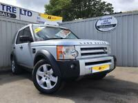 Land Rover Discovery 3 2.7TD V6 auto 2006MY HSE 4X4