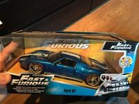 1.24 scale ford GT model