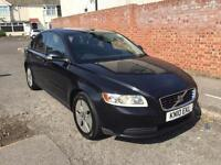 2010 VOLVO S40 1.6L MANUAL DIESEL PCO REGISTER AVAILABEL TO RENT