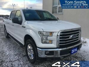 2016 Ford F-150 XLT  BLUETOOTH, REAR VISION CAMERA, KEYLESS ENTR